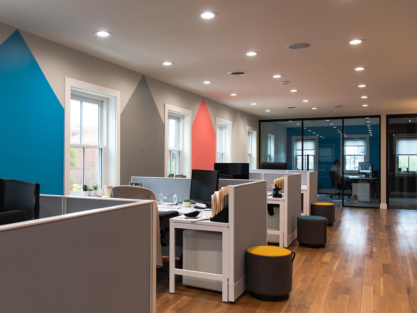Photo of creative floor