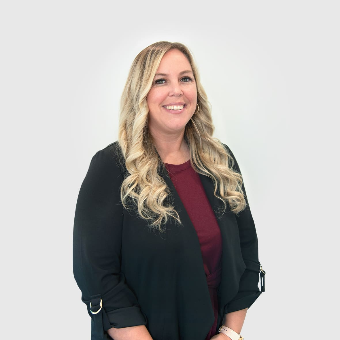 Melissa Weyant, VP of Client Services